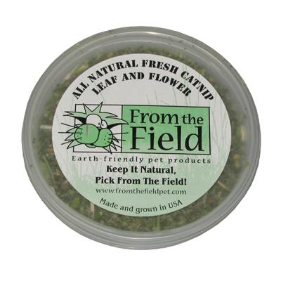 From the Field Premium Catnip Leaf and Flower Mix 1oz.