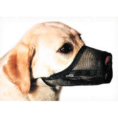 Best Fit Mesh Dog Muzzle Size 4
