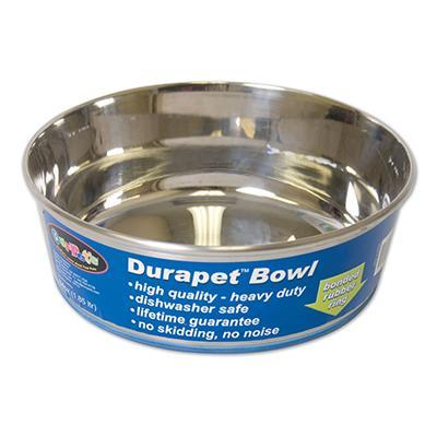 Durapet Premium Stainless Steel Pet Bowl 1.25 Quart