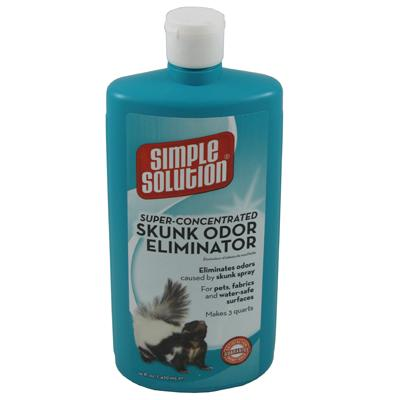 Bramton Simple Solution Skunk Odor Eliminator 16oz
