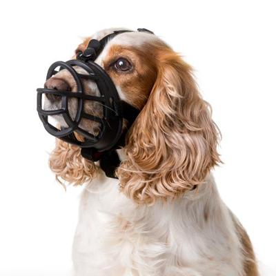Baskerville Ultra Dog Muzzle Size 3