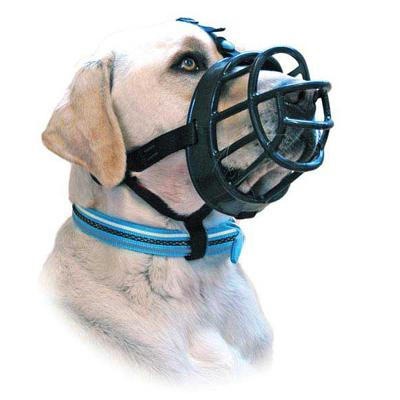 Baskerville Ultra Dog Muzzle Size 4