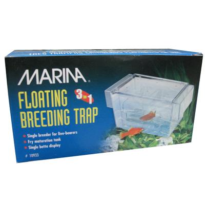 Marina 3 in 1 Floating Aquarium Breeding Trap