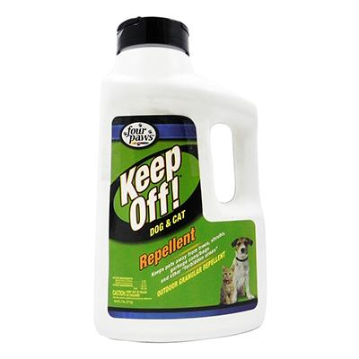 Keep Off! Dog and Cat Repellent Granules 2 pounds