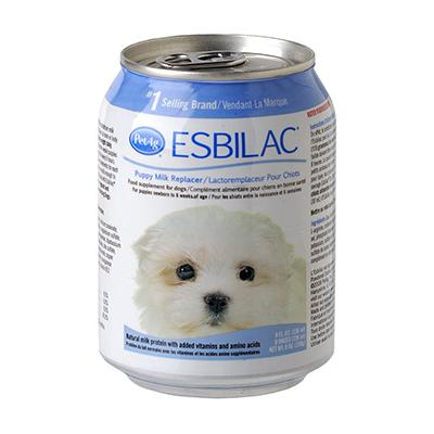 Pet Ag Esbilac Liquid Milk Replacer for Puppies 8 ounce
