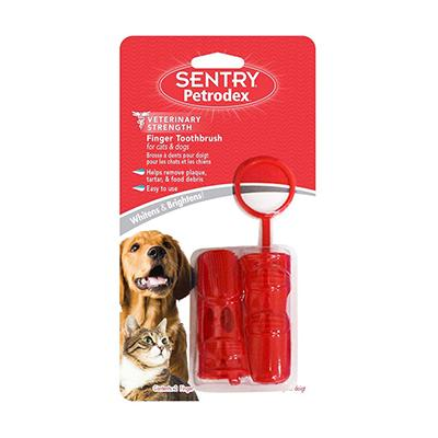 Petrodex Finger Toothbrush for pets