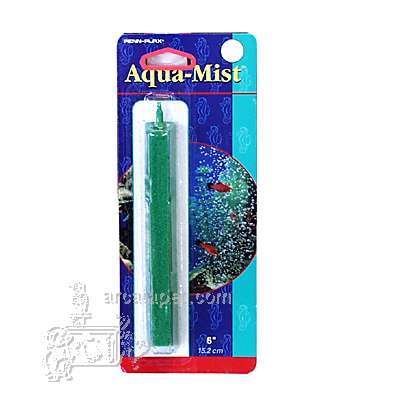 Aqu-Mist Airstone 6-inch for Aquarium Aeration
