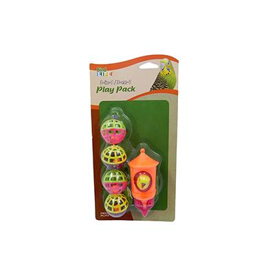 Penn Plax Play Pack Bird Toy