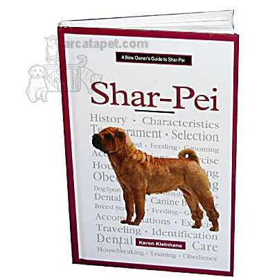 New Owner's Guide To the Shar-Pei Book