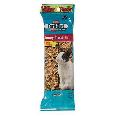 Rabbit Honey Seed Treat Sticks