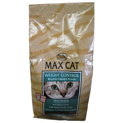 Nutro Max Cat Weight Control 6 Lb