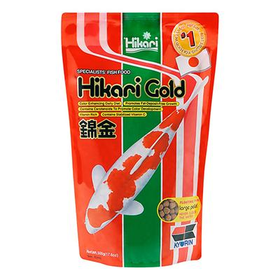 Hikari Gold Large Pond Fish Food 17-oz.