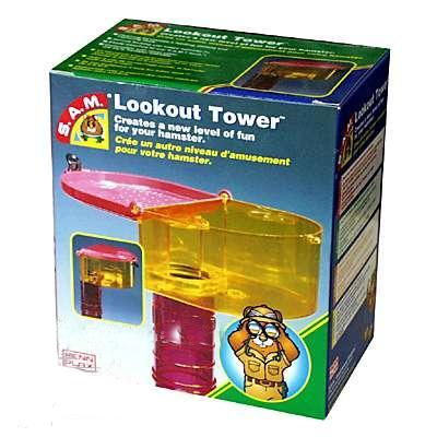 Penn Plax SAM Small Animal Habitat Lookout Tower