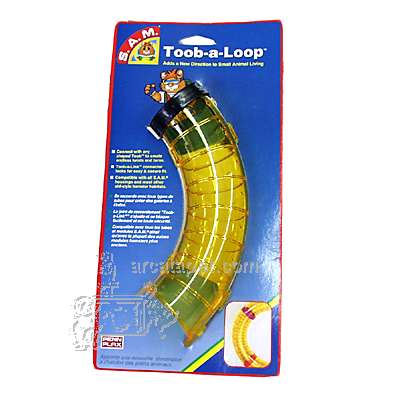 Penn Plax SAM Small Animal Habitat Toob-A-Loop