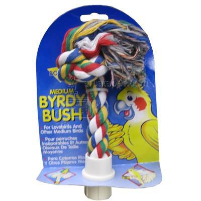 Booda Byrdy Bush Medium Bird Toy