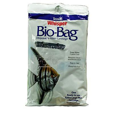 Whisper Aquarium Power Filter Bio-Bag XLarge
