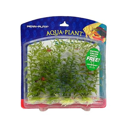 Family Pack Ludwigia Plastic Aquarium Plant
