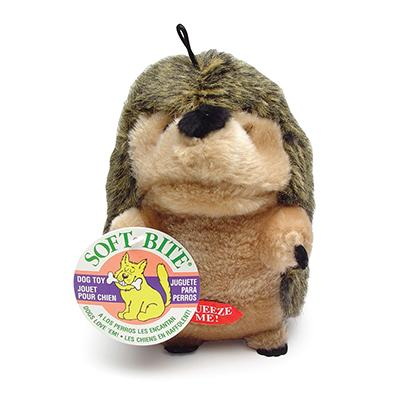 Soft Dog Toy Hedgehog Large