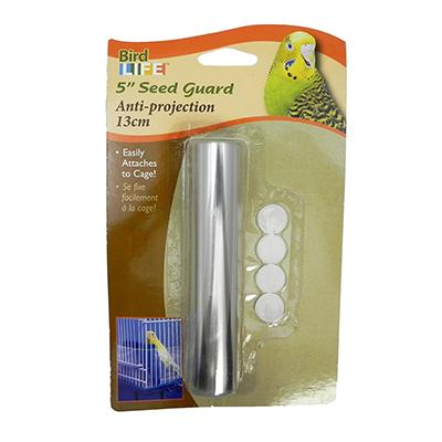 Cage Seed Guard Plastic 5x80 inches