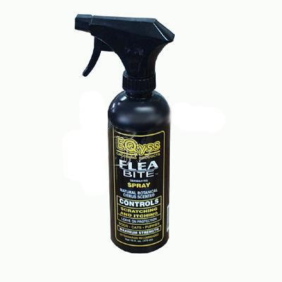 EQyss Flea-Bite Spray for All Pets 16 oz