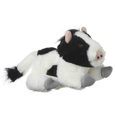Talking Soft Dog Toy Mooing Cow
