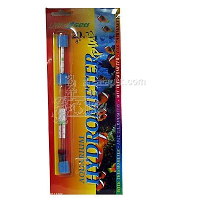 Aquarium Hydrometer Small Glass Floating