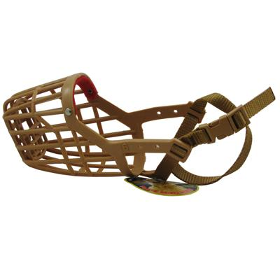 Dog Muzzle, Flexible Basket Size  6
