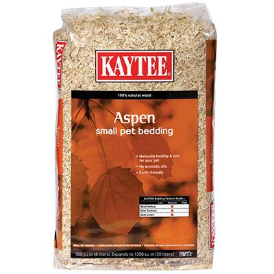 Aspen Shavings Small Animal Bedding&Litter 1200 cu in