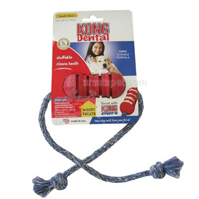 Kong Dental Kong Small Dog Toy