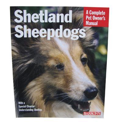 Shetland Sheepdogs Complete Pet Owner's Manual