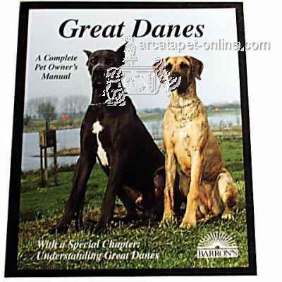 Great Dane Complete Pet Owner's Manual