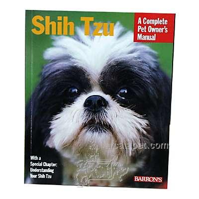 Shih Tzu Complete Pet Owner&#39s Manual