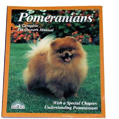 Pomeranian Complete Pet Owner's Manual