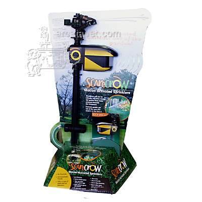 Scarecrow Motion Activated Sprinkler Animal Deterrent