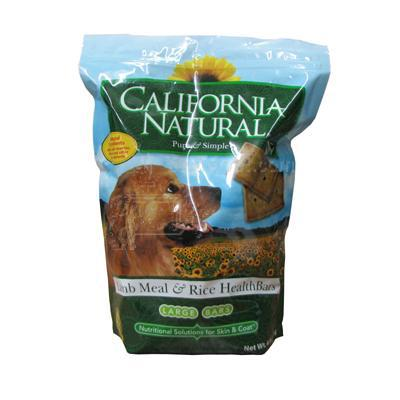 California Natural Health Bar Large 4 lbs. Dog Biscuit