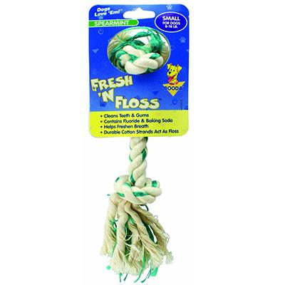 Booda Fresh 'N' Floss Small Dog Chew Toy