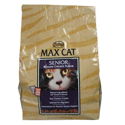 Nutro Max Cat Food Senior  3 pound