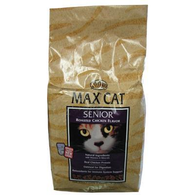 Nutro Max Cat Senior  6 pound
