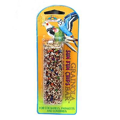 Grainola Sun Fun Chip Bird Treat