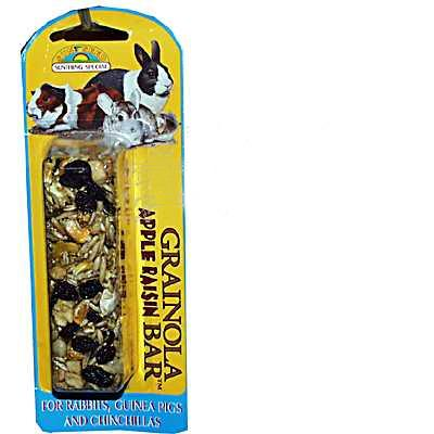 Grainola Apple Raisin Small Animal Treat