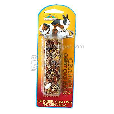 Grainola Carrot Cake Small Animal Treat