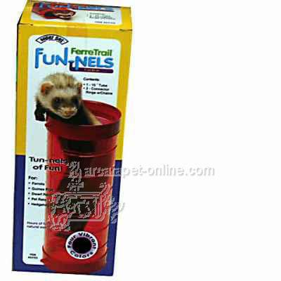 Ferret Fun-nels Tube 10x4