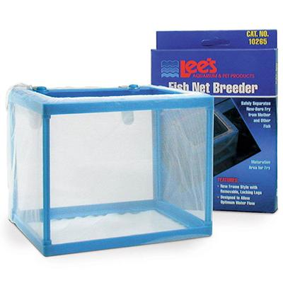 Lee's Aquarium Fish Net Breeder Isolation Box