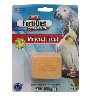 Kaytee Tropical Fruit Bird Mineral Treat Block