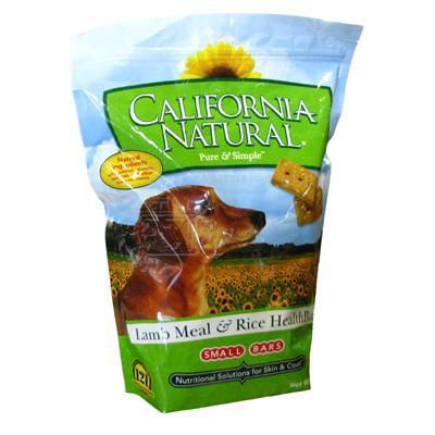 California Natural Health Bar Small 4 lb Dog Biscuit