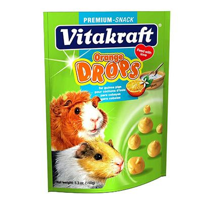 Drops Orange Guinea Pig