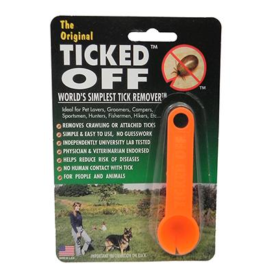 Ticked Off Tick Remover Scoop