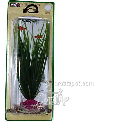 Hair Grass Small Plastic Aquarium Plant