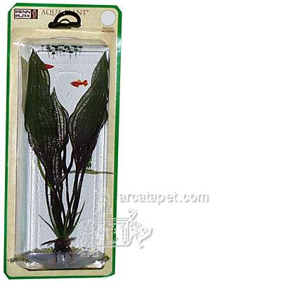 Flowering Lace Medium Plastic Aquarium Plant