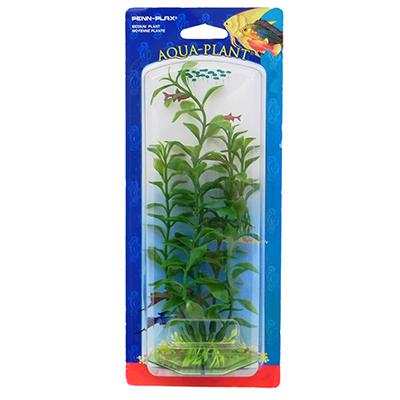 Ludwigia Medium Plastic Aquarium Plant